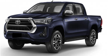 2019 Toyota HILUX TRD